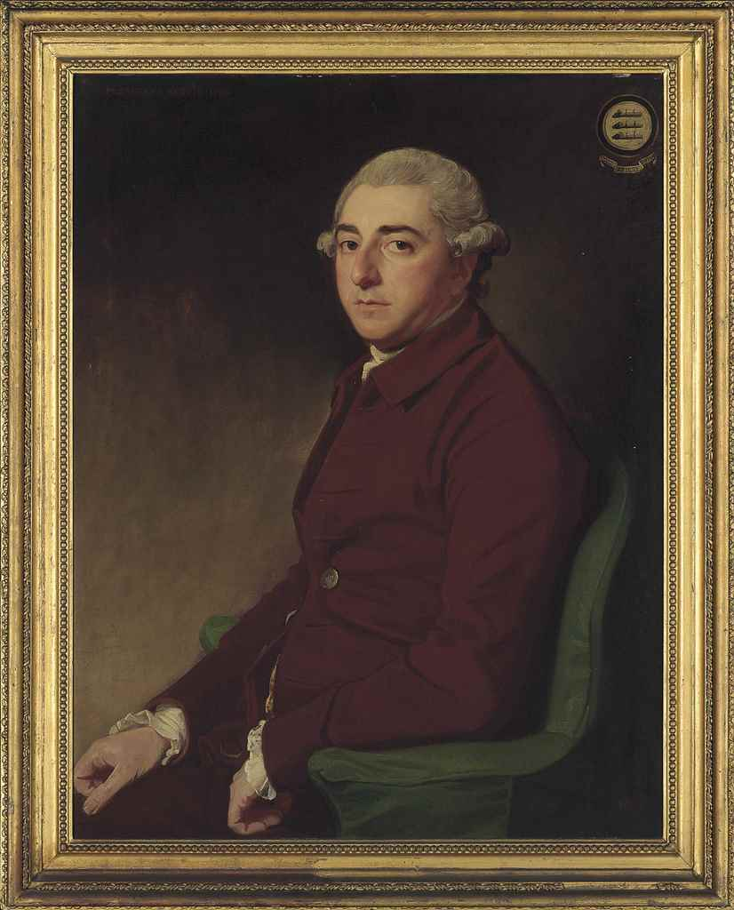 George Romney, R.A. (Dalton-in
