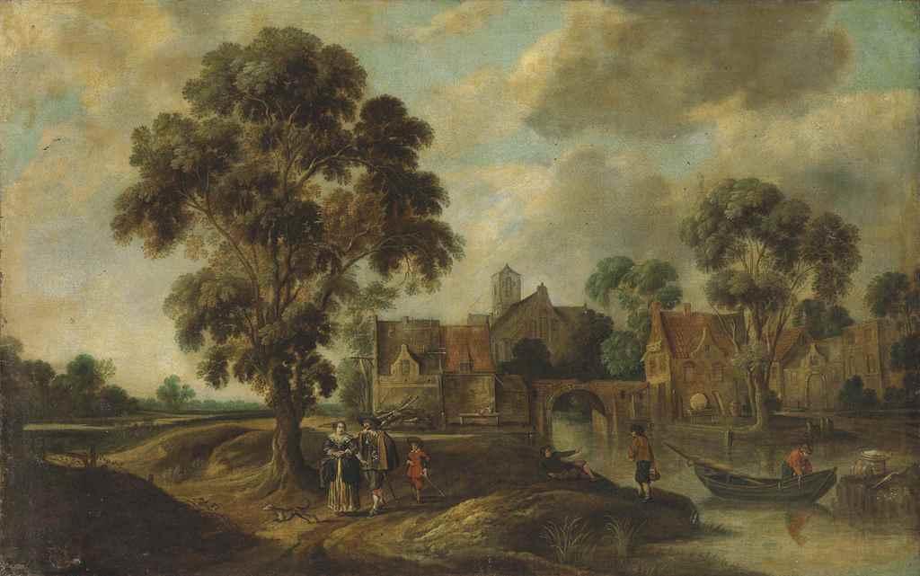 Circle of Jan Wildens (Antwerp
