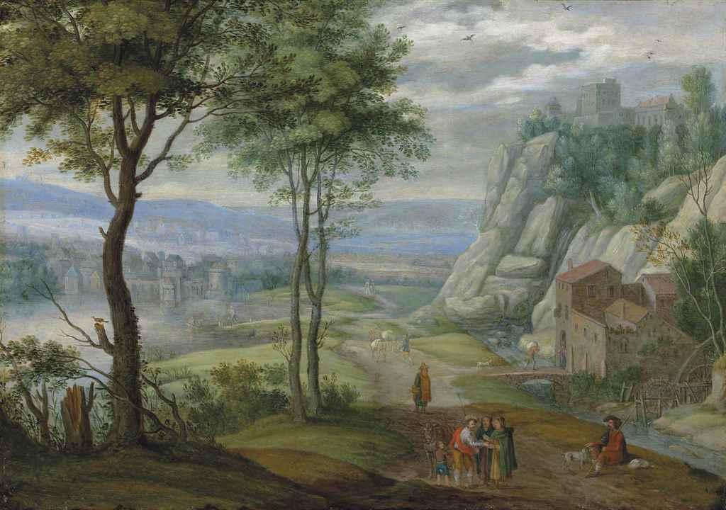 Isaac van Oosten (Antwerp 1613