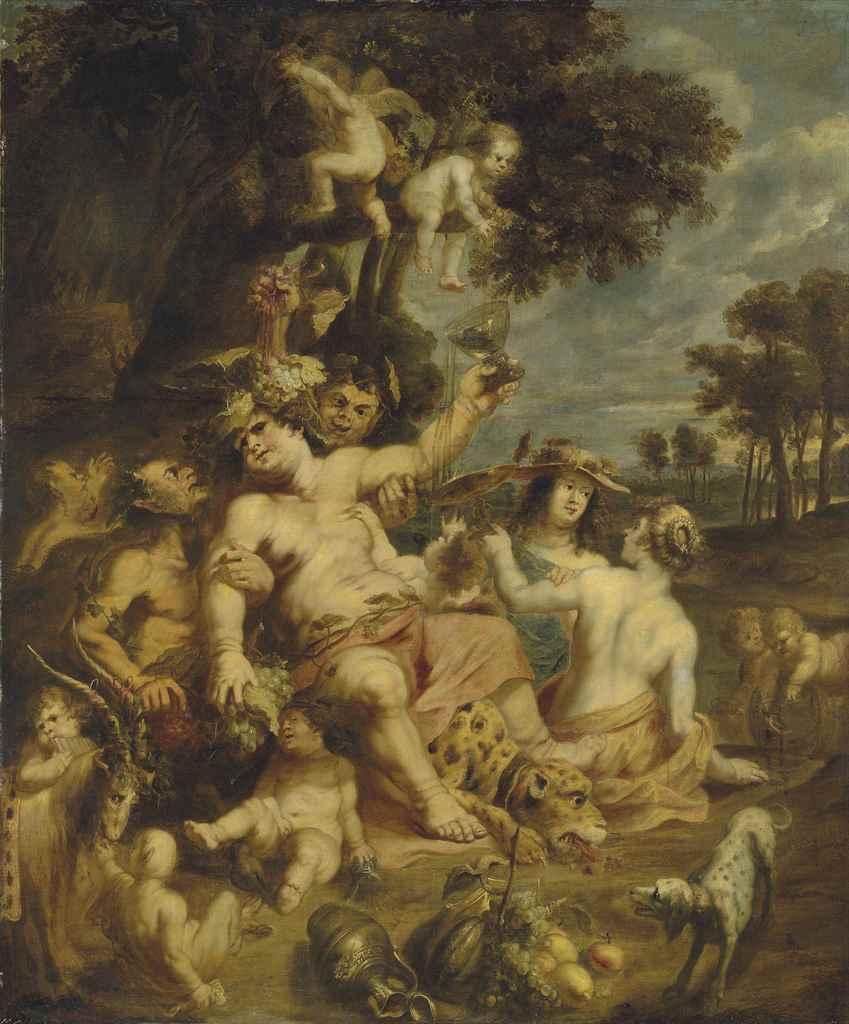 Pauwels Casteels (Antwerp 1649