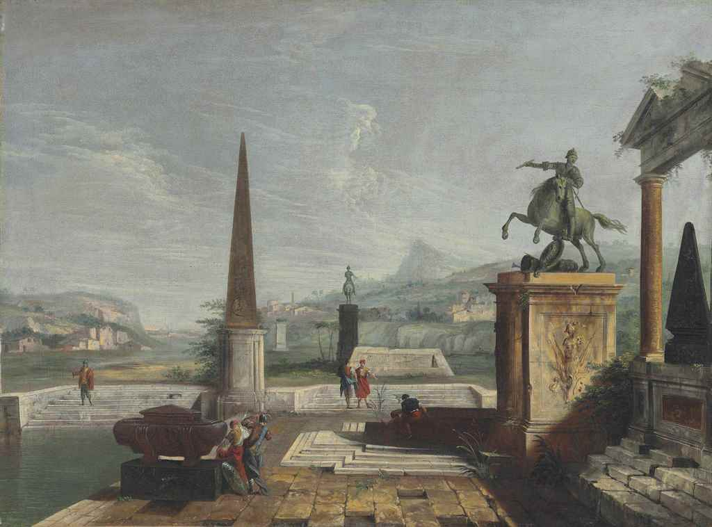 Studio of Michele Marieschi (V