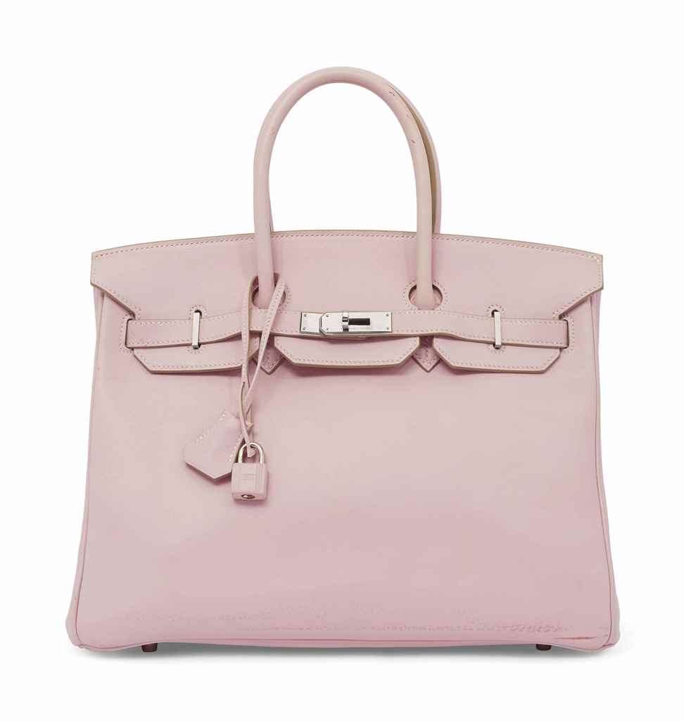 SAC BIRKIN 35 EN CUIR SWIFT RO