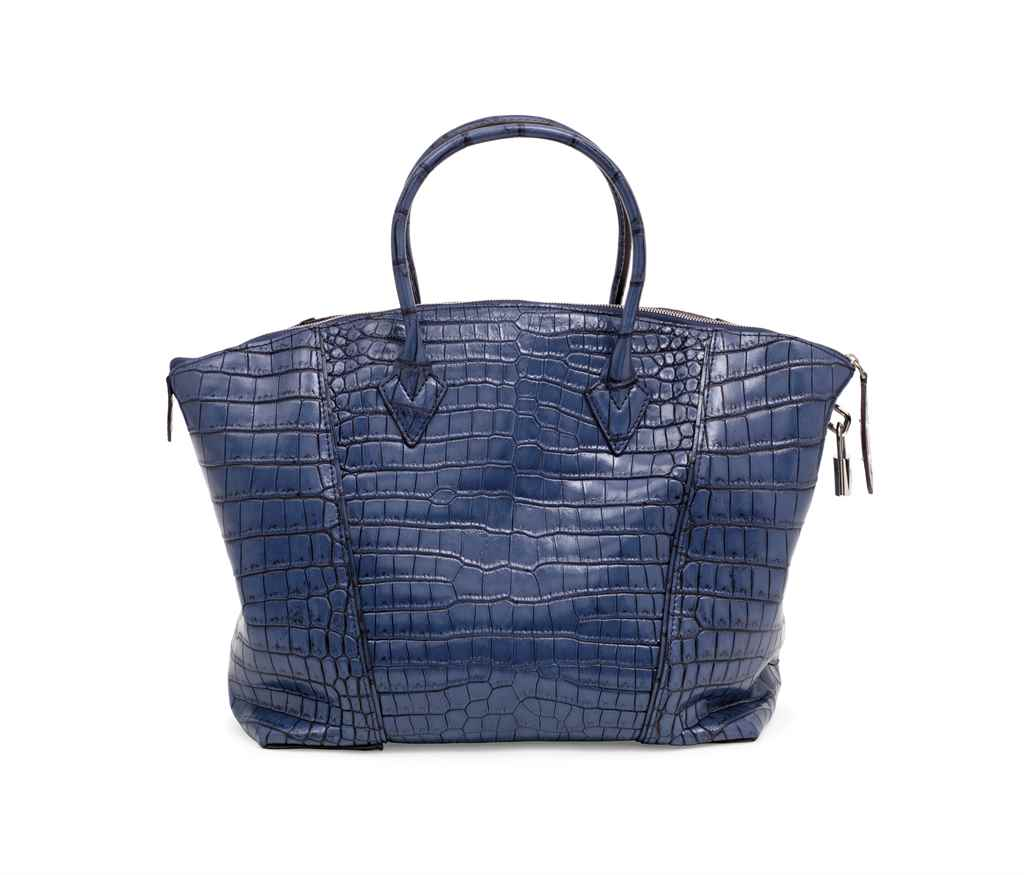 SAC LOCKIT MM SOFT MM EN CROCO