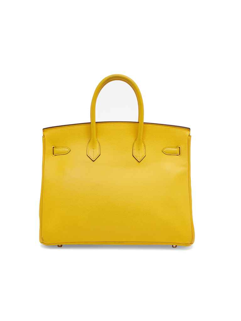 SAC BIRKIN 35 EN CUIR ESPOM SO