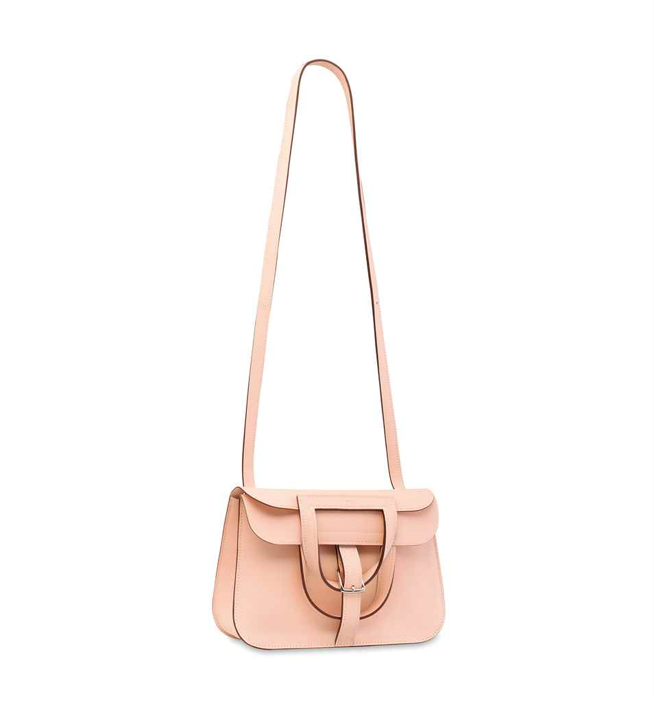 SAC HALZAN EN CUIR SWIFT CRAIE