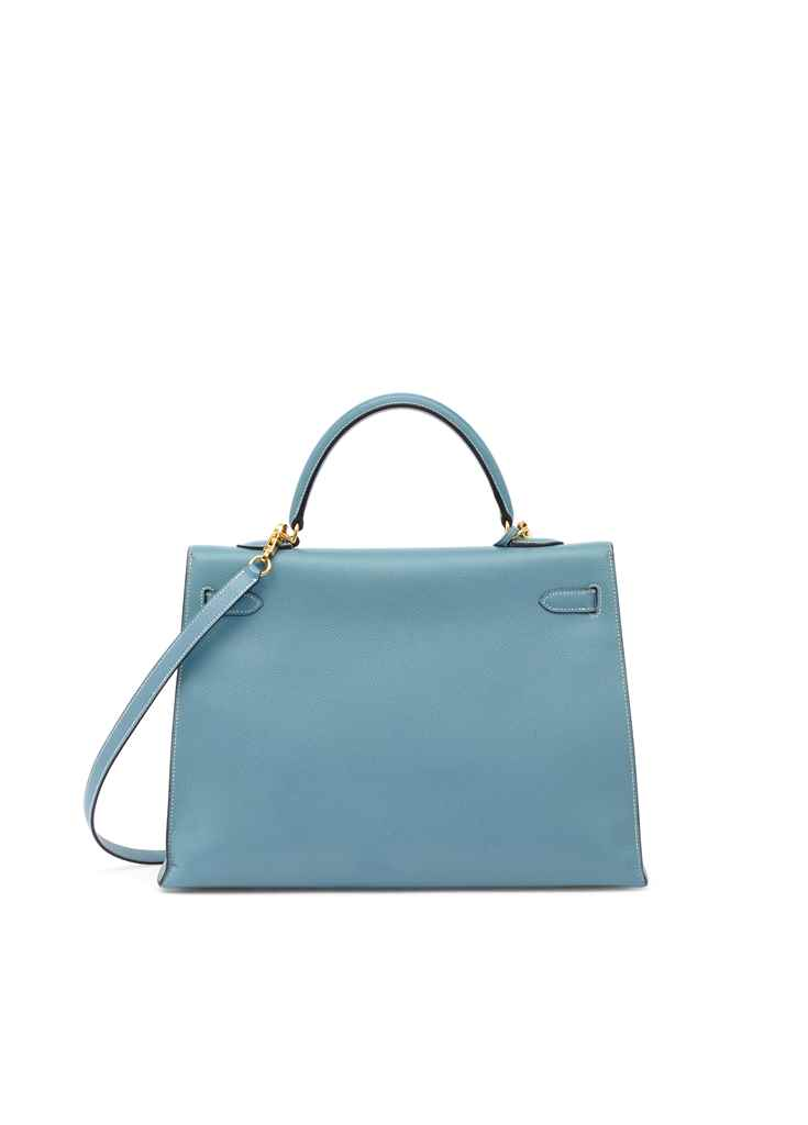 SAC KELLY SELLIER 35 EN CUIR E