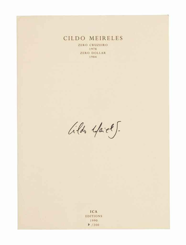 Cildo Meireles (b. 1948)