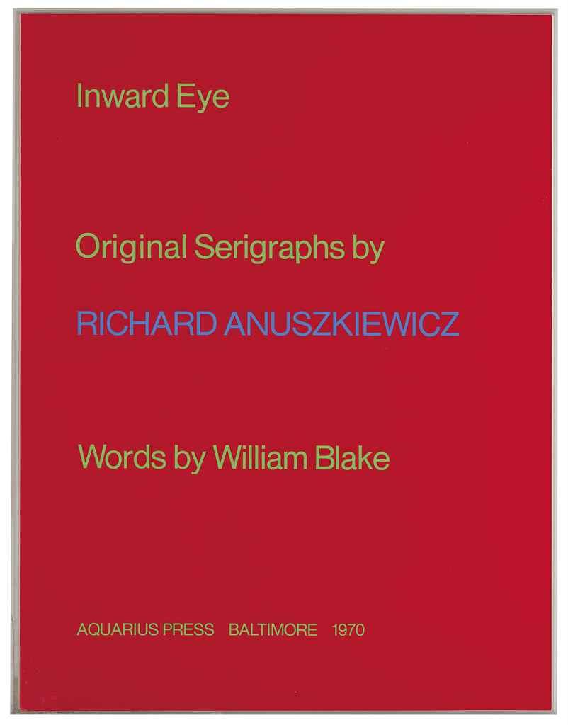 Richard Anuszkiewicz (b. 1930)