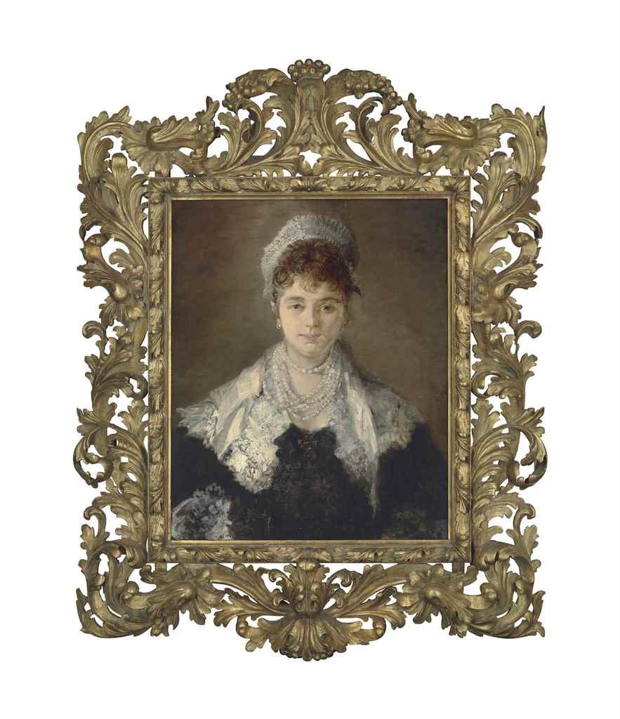 Hans Makart (Austrian, 1840-18