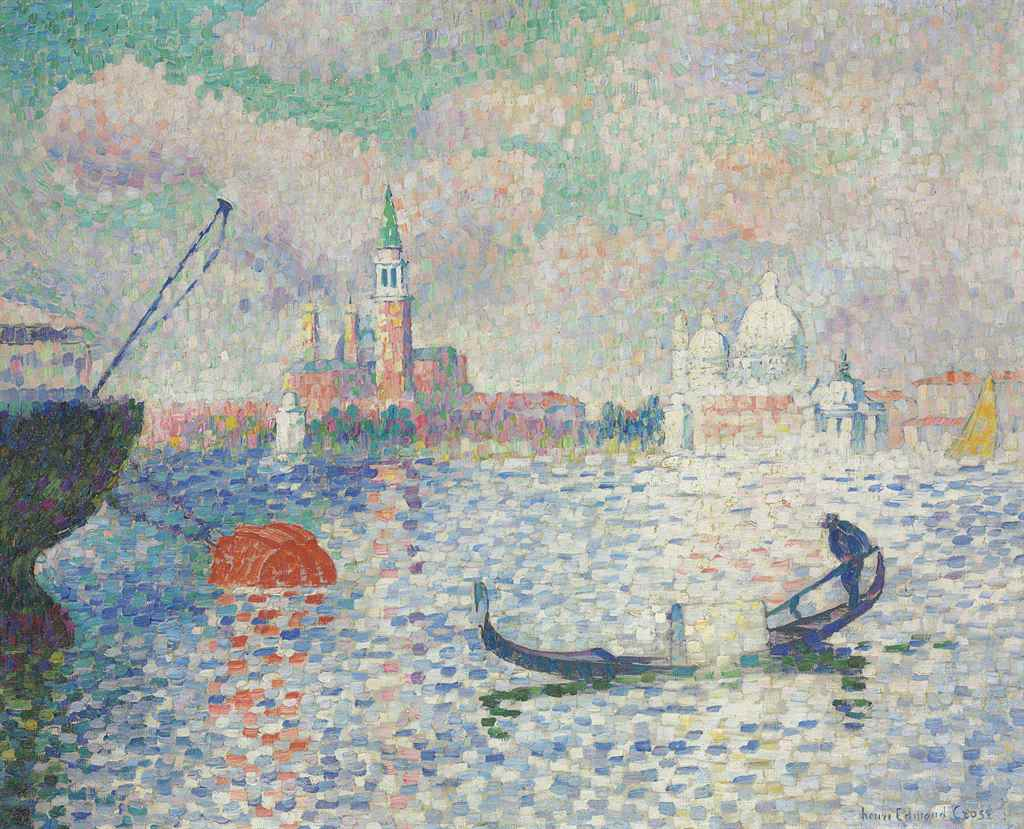 Henri Edmond Cross (1856-1910)