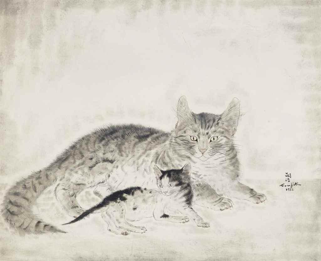 Leonard Tsuguharu Foujita (188