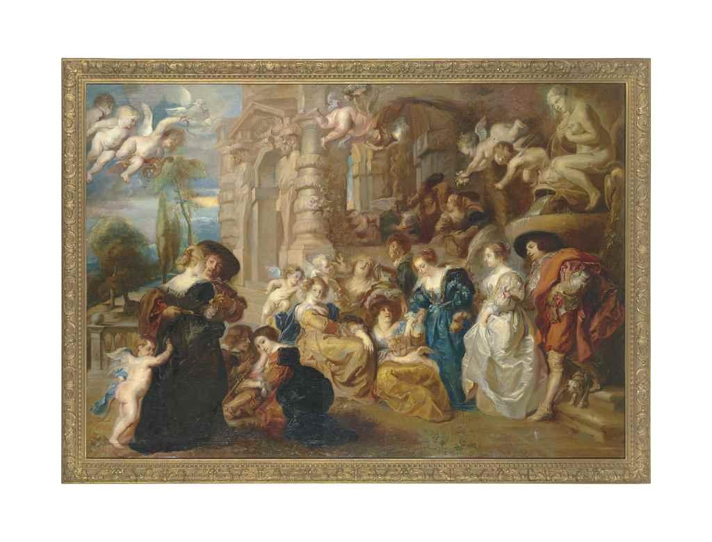 After Sir Peter Paul Rubens, 2