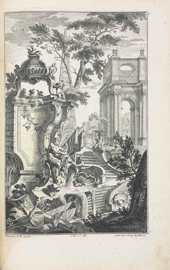 [CUVILLIES, François (1695-176