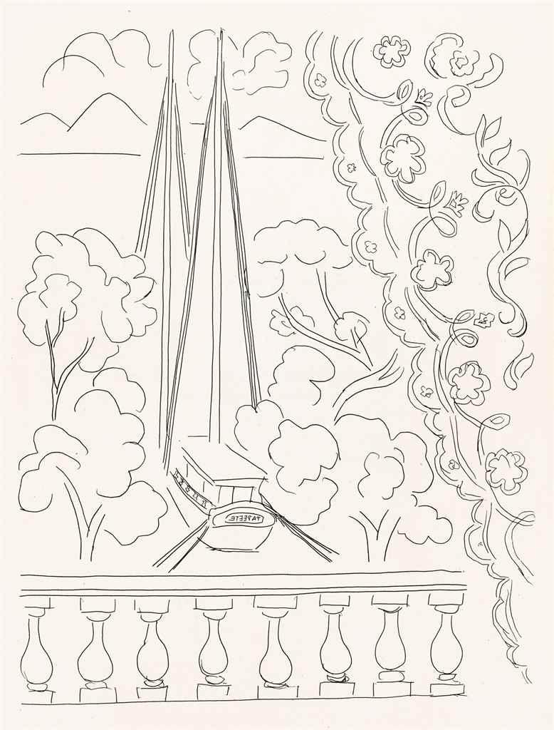 HENRI MATISSE (1869-1984)