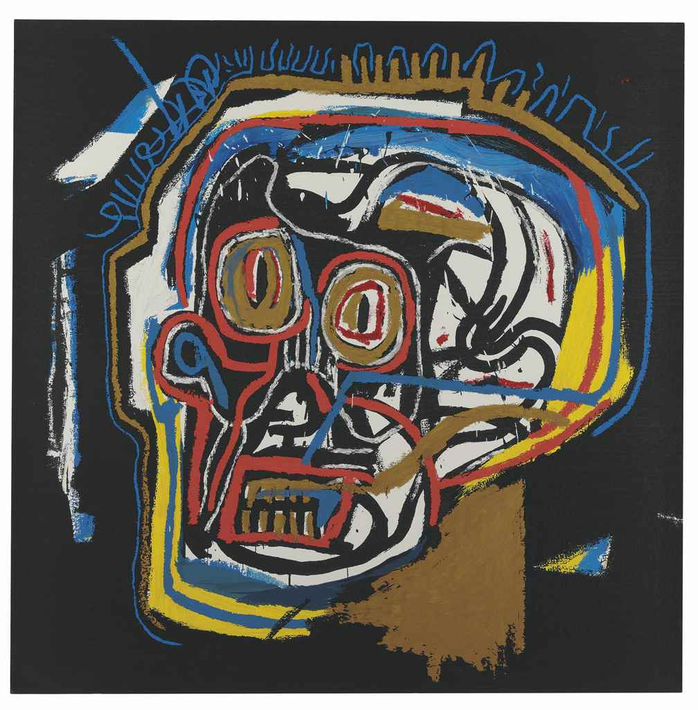 AFTER JEAN-MICHEL BASQUIAT (19
