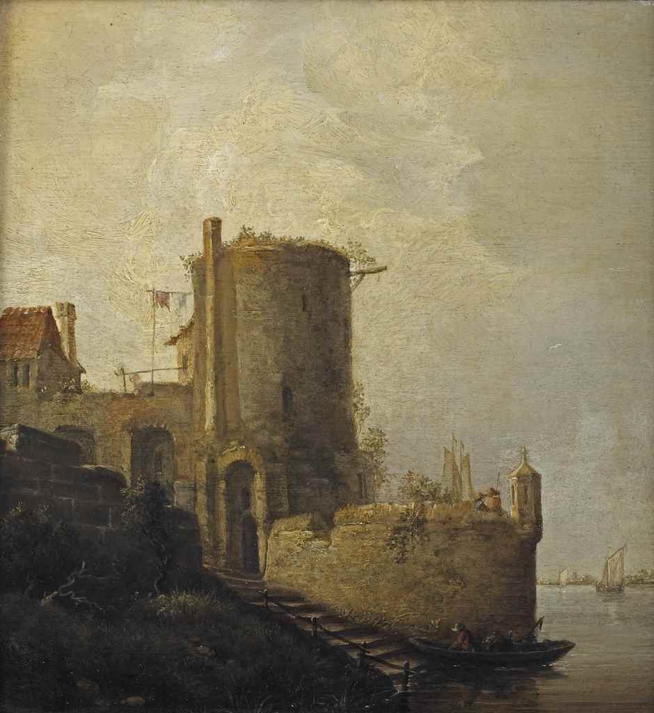 Circle of Jan van Goyen (Leide