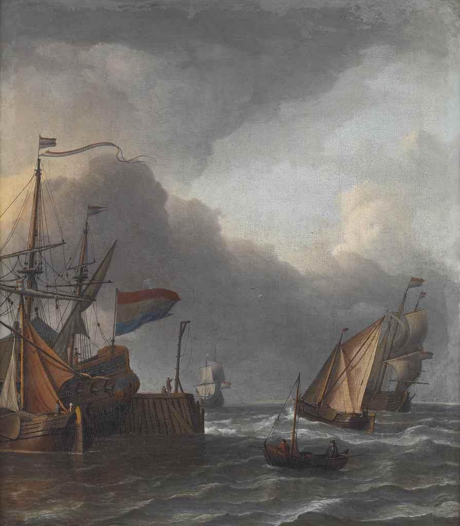 Aernout Smit (Amsterdam 1641/4