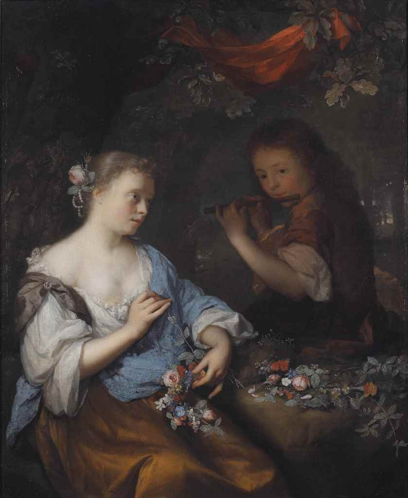 Arnold Boonen (Dordrecht 1669-