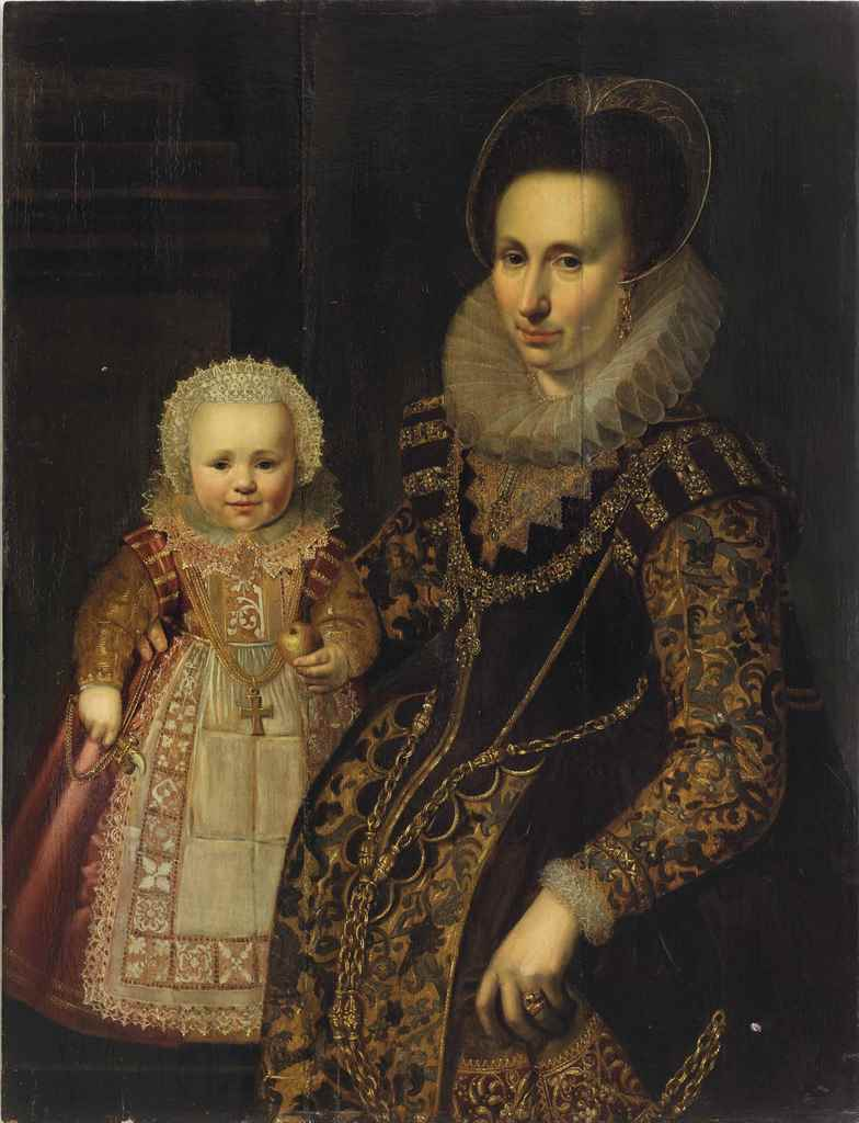 Attributed to Evert van der Ma