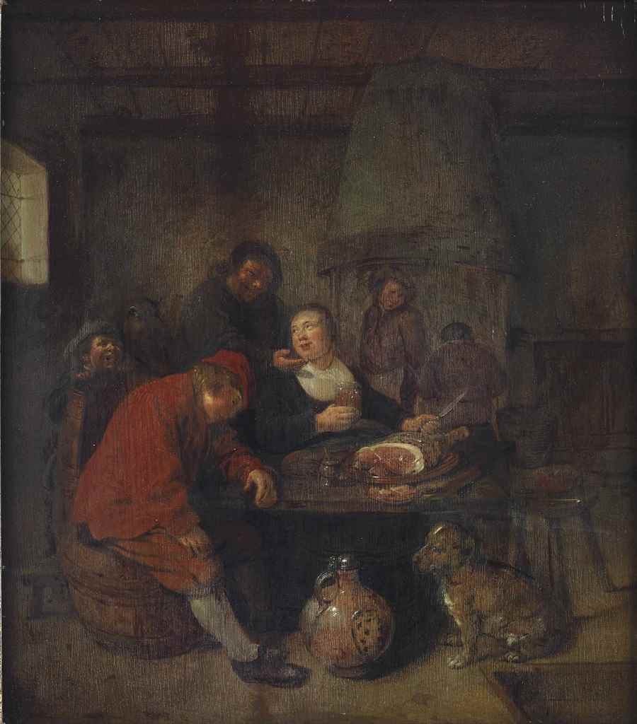 Jan Miense Molenaer (Haarlem 1