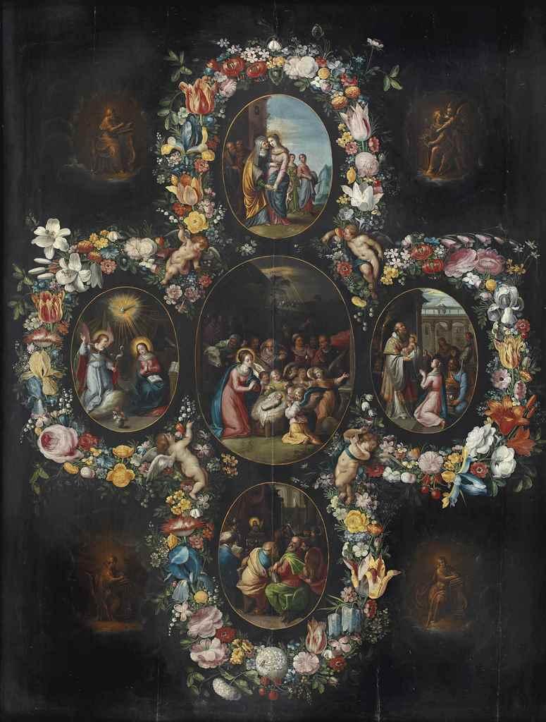 Studio of Frans Francken II (A
