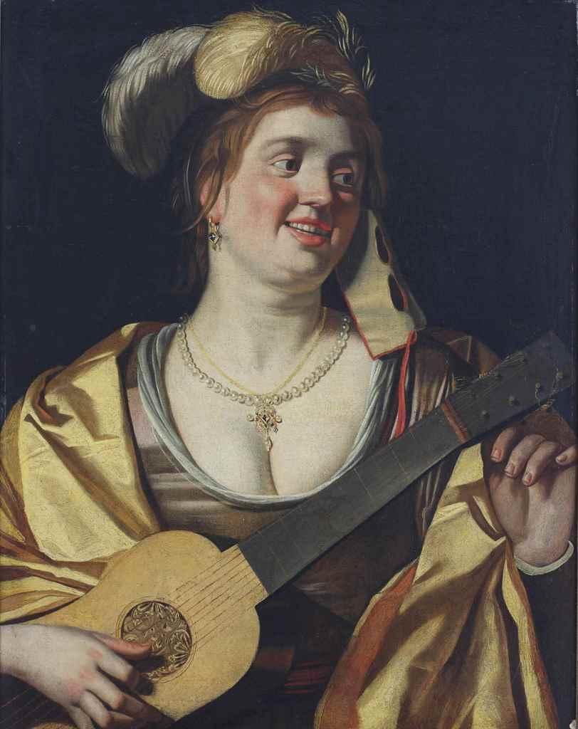 Studio of Gerard van Honthorst