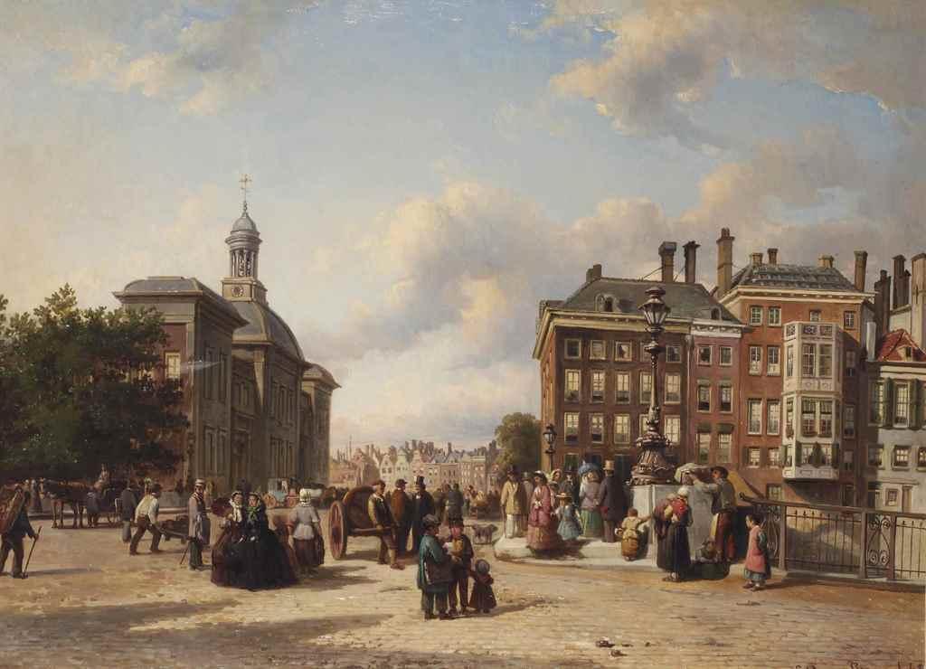 Elias Pieter van Bommel (Amste