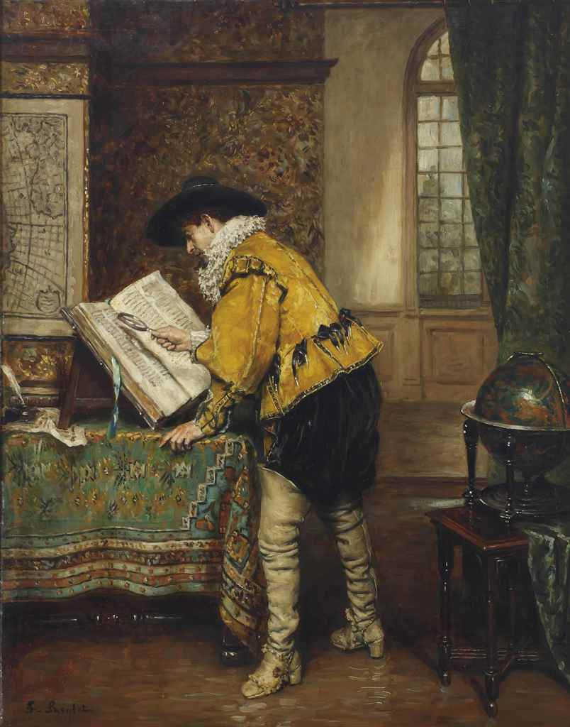 Ferdinand Roybet (Uzès 1840-19