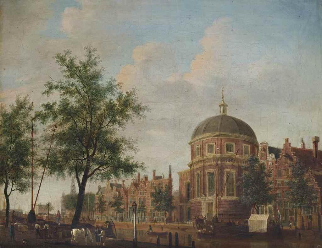 Jan Ekels I (Amsterdam 1727-17