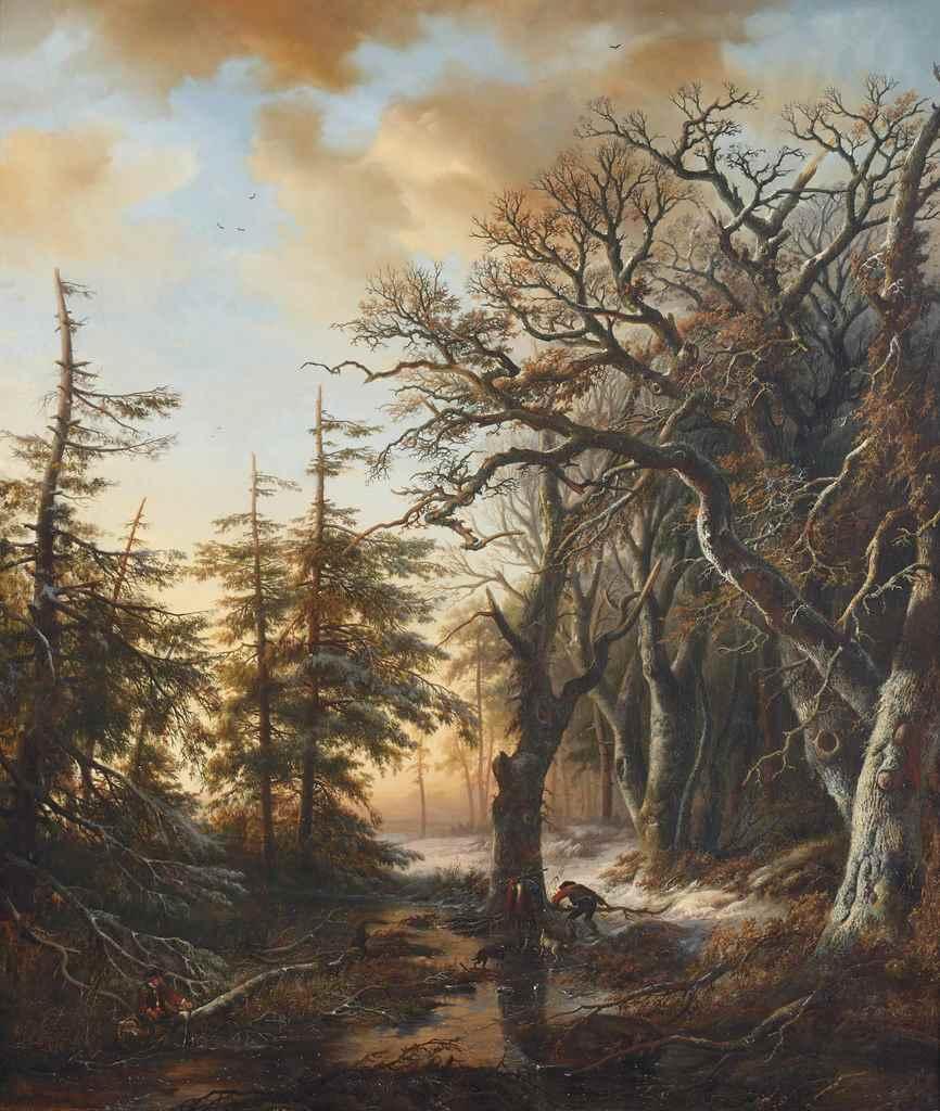 Willem Bodeman (Amsterdam 1806