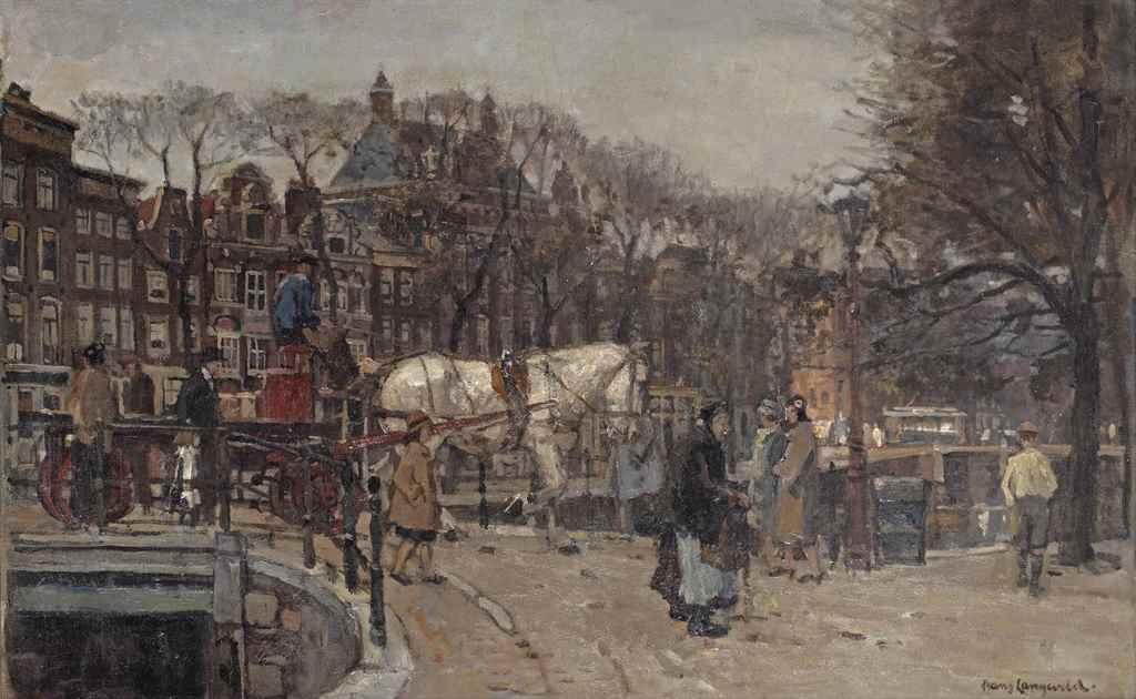 Frans Langeveld (Amsterdam 187