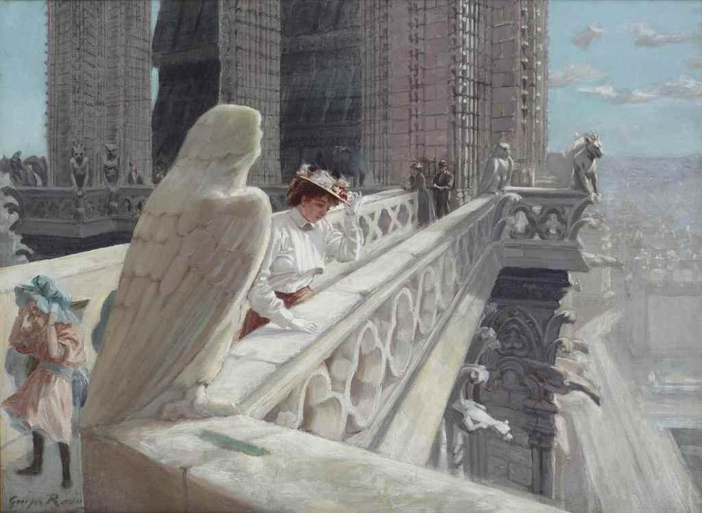 Georges Redon (Paris 1869-1943