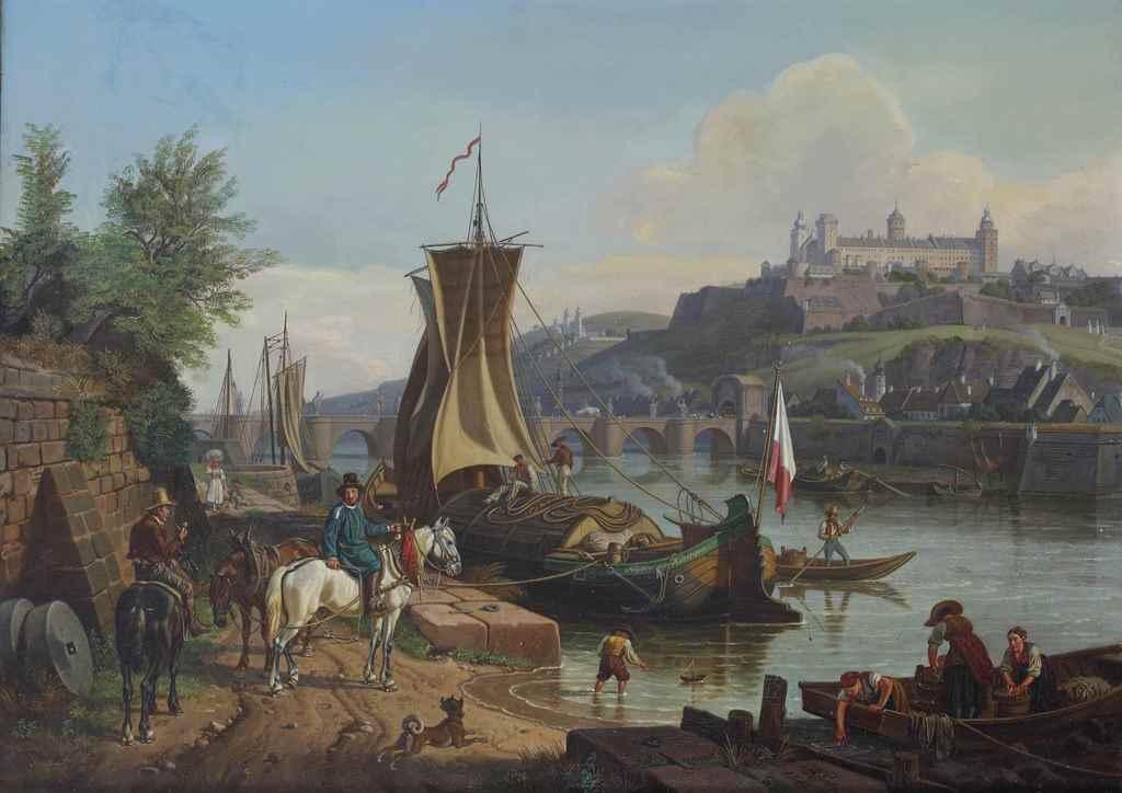 Johann Adam Klein (Nuremberg 1