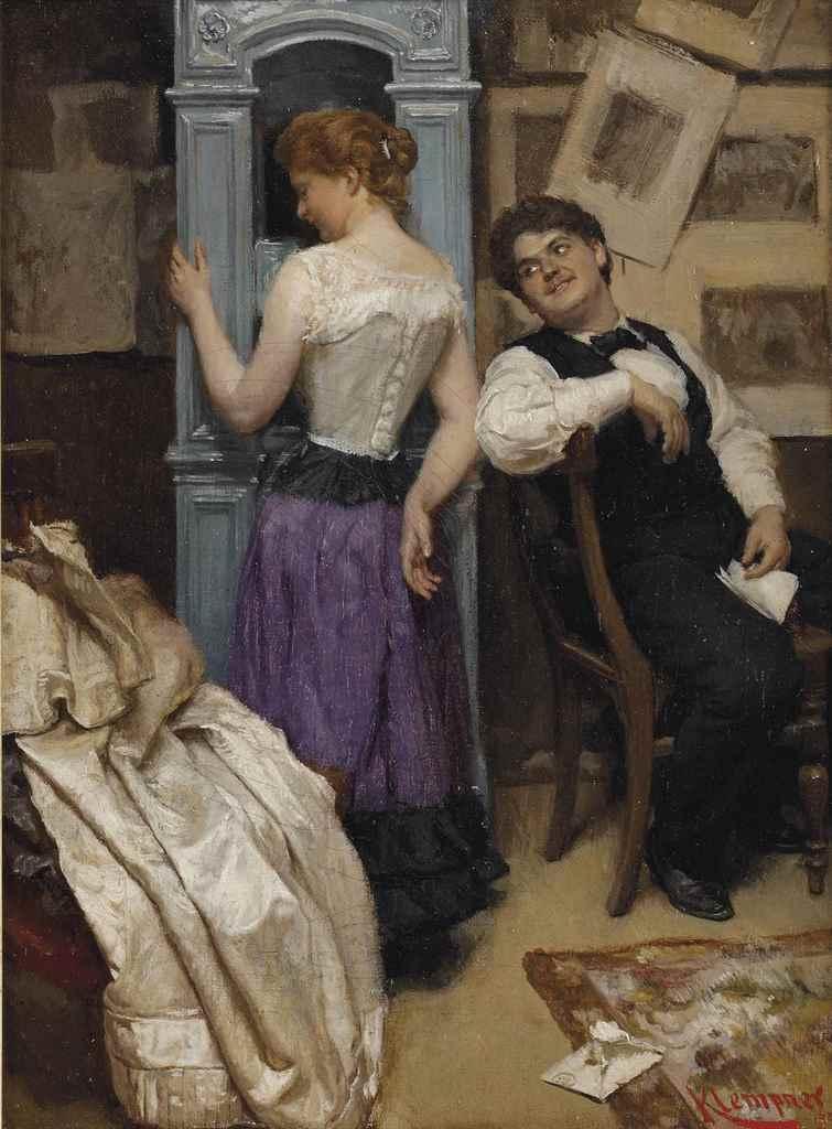 Sigmund Klempner (Vienna 1867-