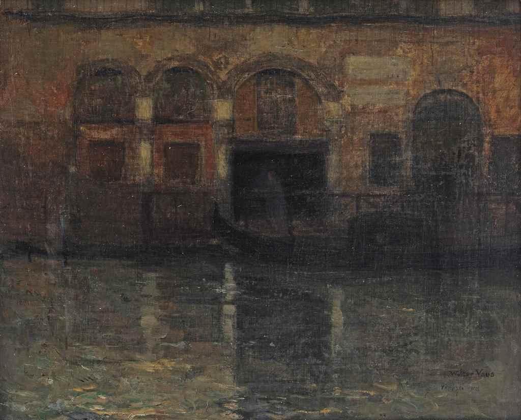 Walter Vaes (Borgerhout 1882-1