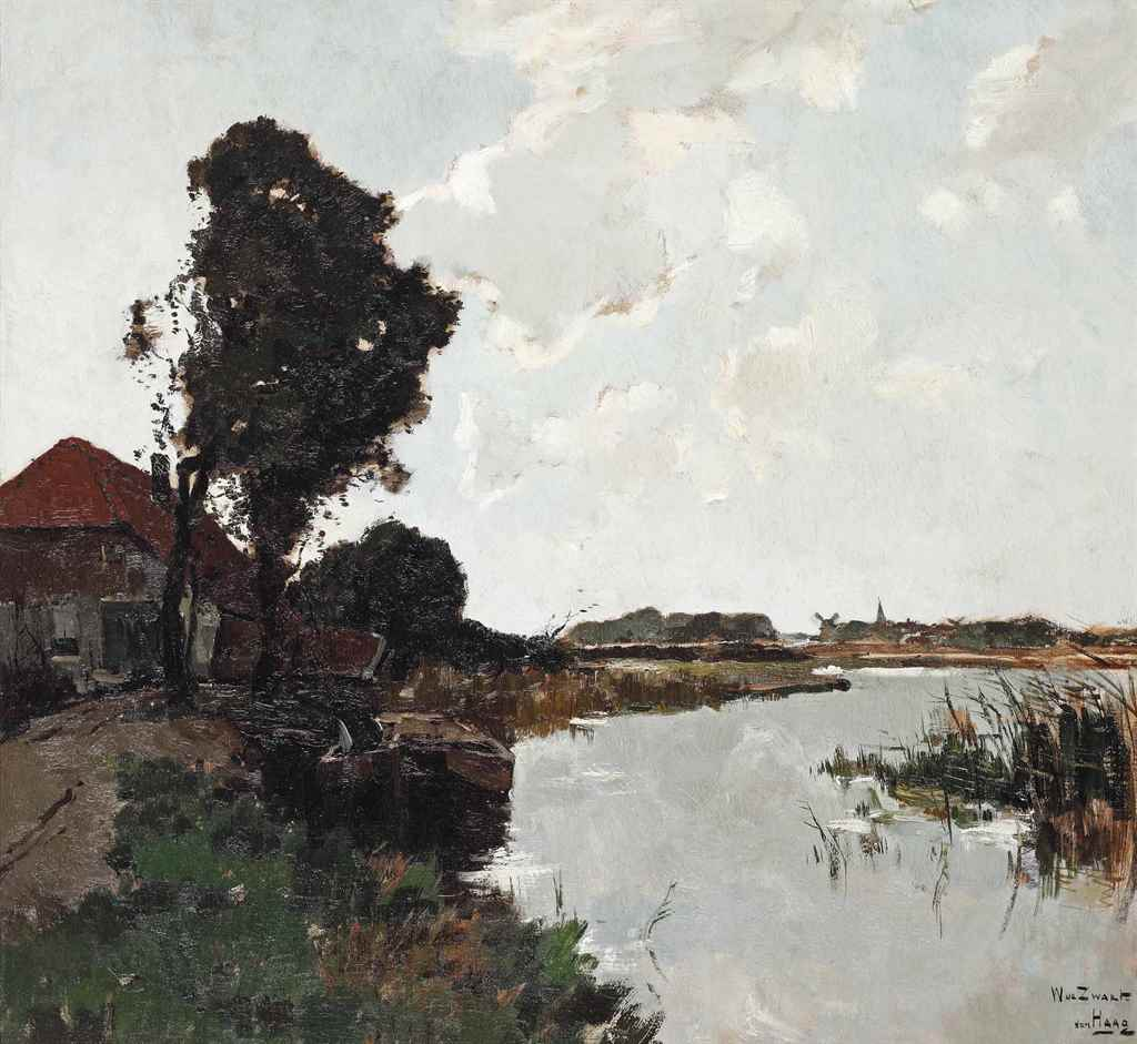 Willem de Zwart (The Hague 186