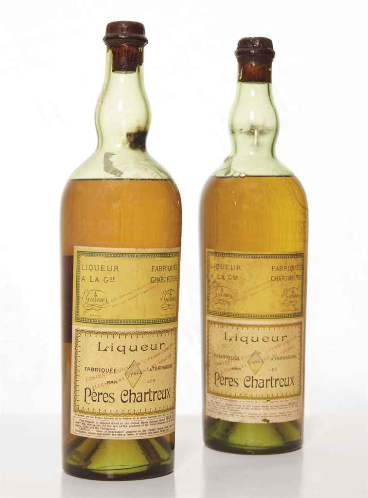 Chartreuse Jaune, period 1951-