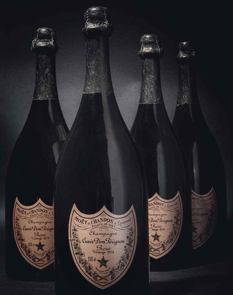 Dom Pérignon Rosé 1971 , 1971