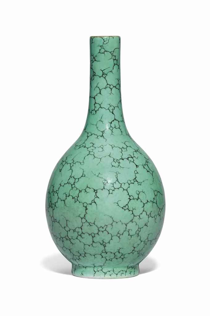 AN UNUSUAL 'FAUX TURQUOISE' BO