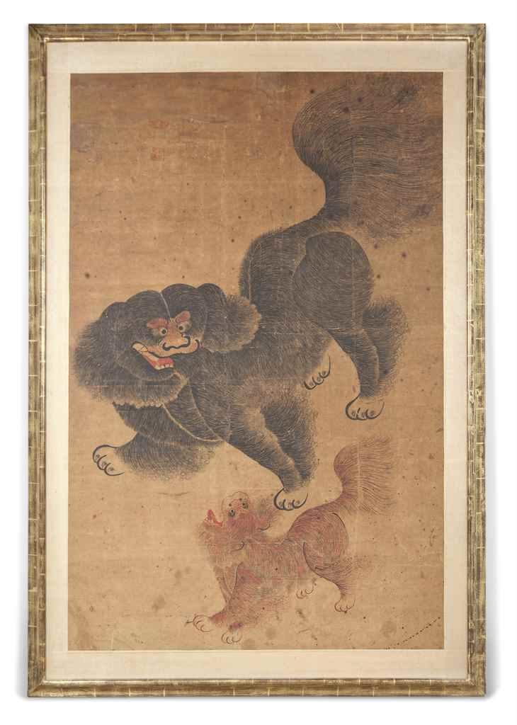 A STUDY OF TWO 'KOMAINU' OR LI
