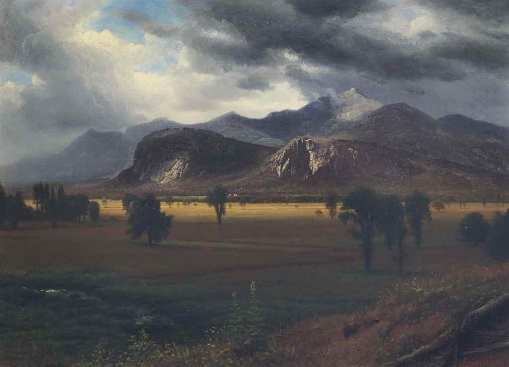 Albert Bierstadt (1830-1902)
