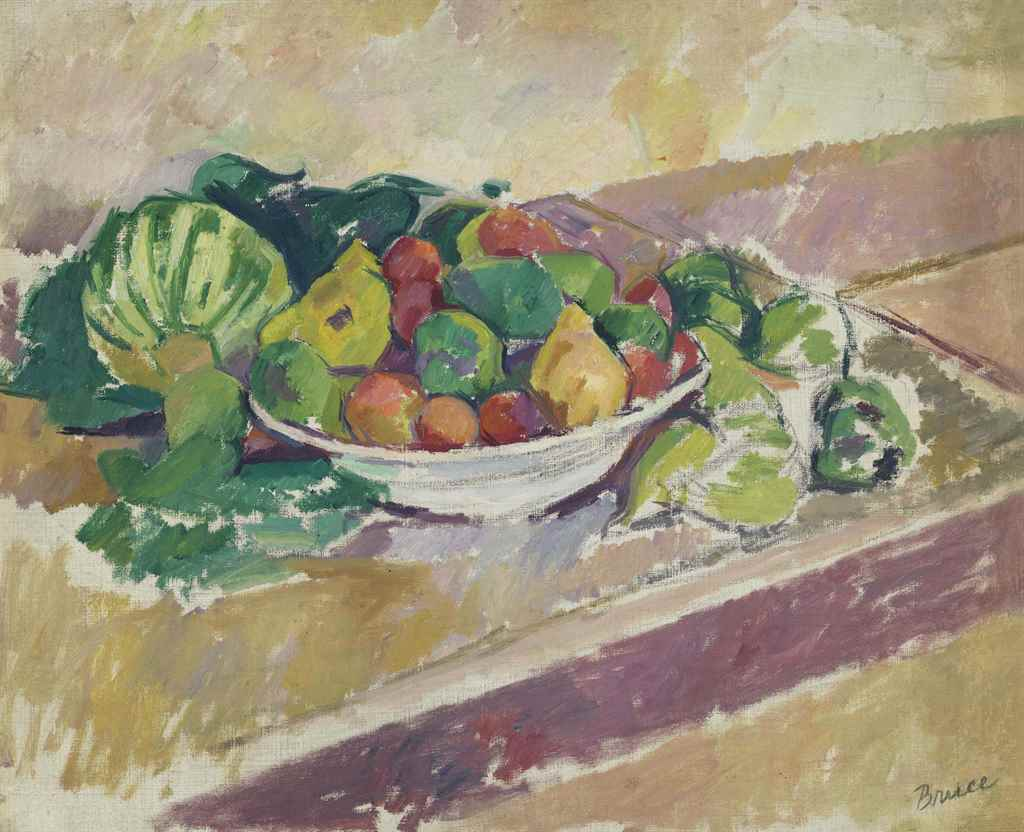 patrick henry bruce 1881 1936 still life fruits and lot 3