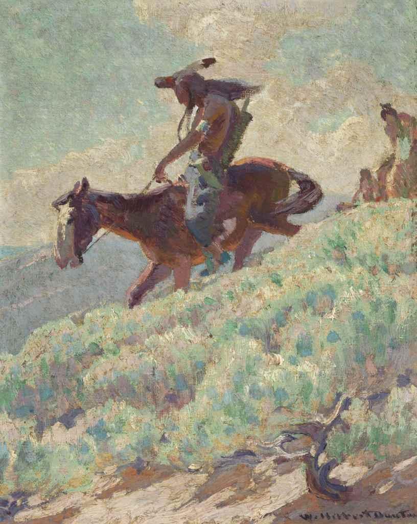 William Herbert Dunton (1878-1