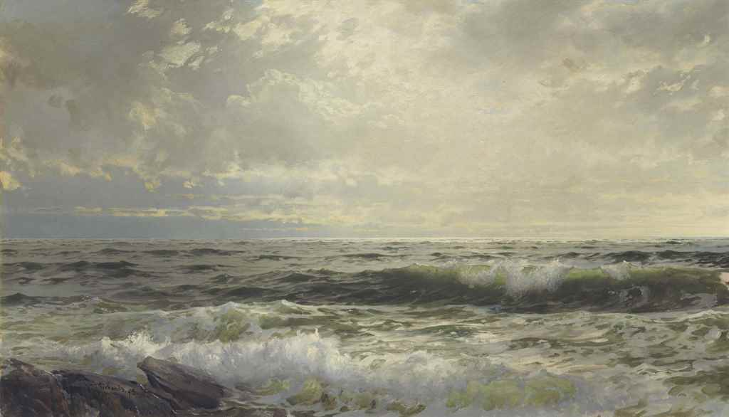 William Trost Richards (1833-1