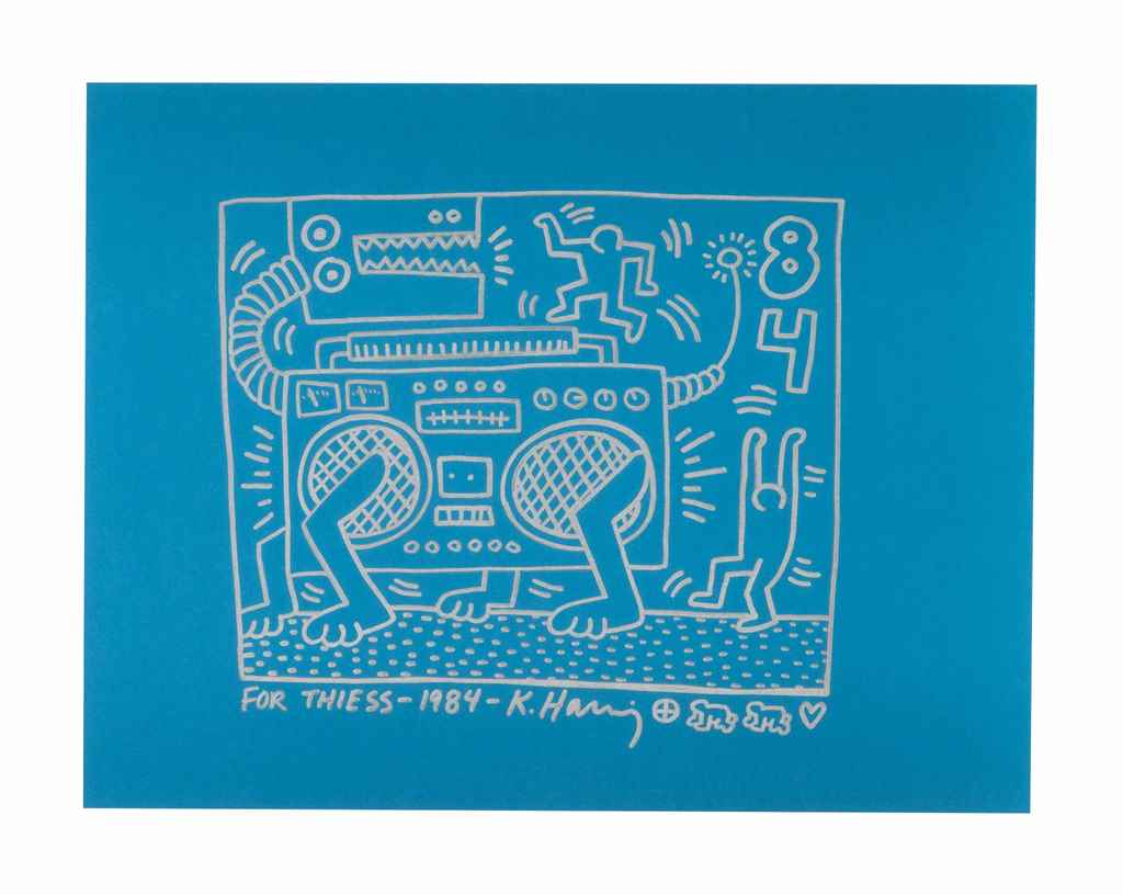essay haring keith 2, 3 august 1956 the job: 1: haring never planned out his work more than just in his head he would keith haring essays look at his canvas or wall the conference.