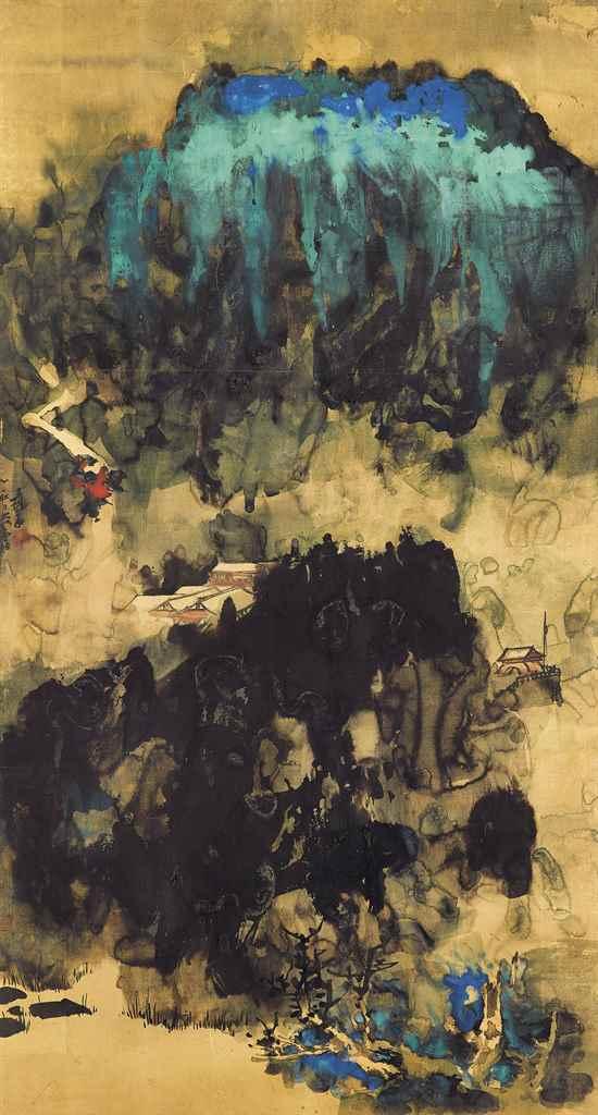ZHANG DAQIAN (CHINA, 1899-1983