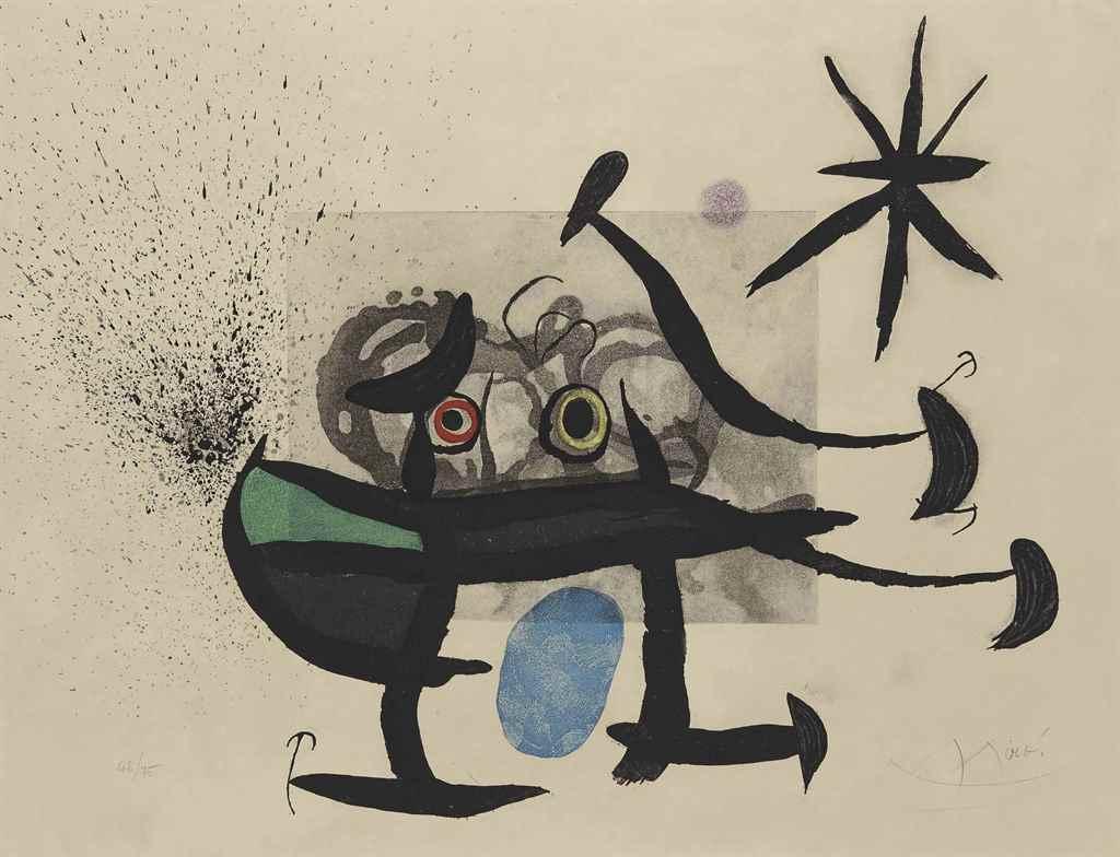 JOAN MIRO ( 1893- 1986)