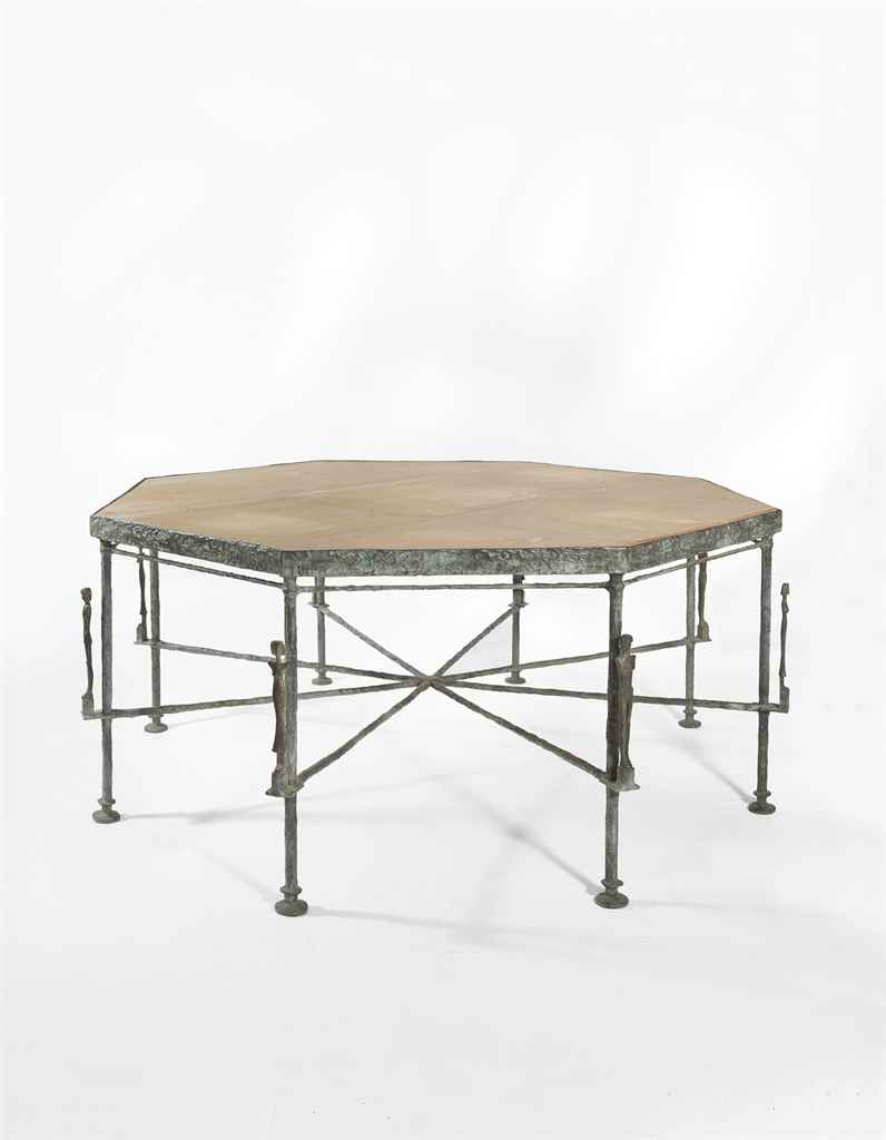 diego giacometti 1902 1985 - Grande Table