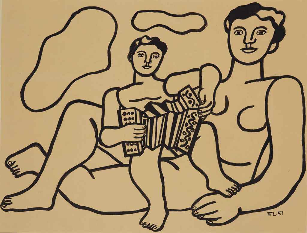 Fernand Léger (1881-1953)