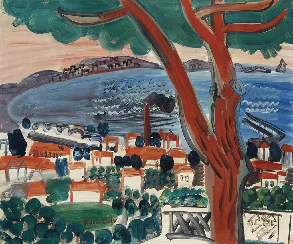 golfe juan by raoul dufy Dufy on pinterest | see more ideas about raoul dufy, oil on canvas and oil  paintings  raoul dufy, golfe juan, oil on canvas find this pin and more on.